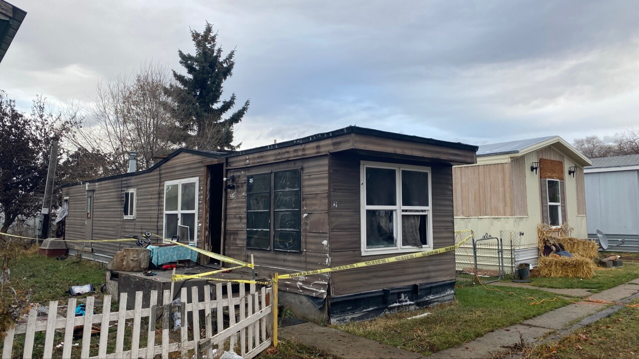 Young children identified as Kalsiepll trailer home fire victims