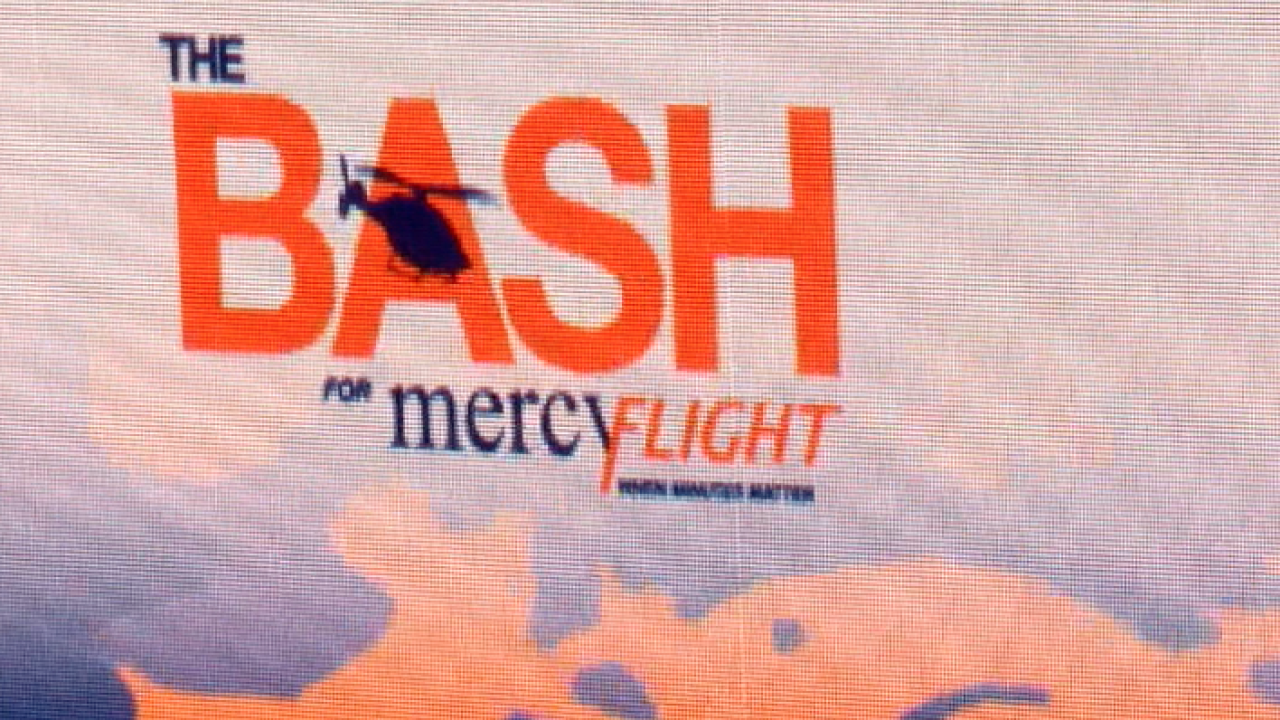 """The """"BASH"""" is back on this year after COVID-19 canceled the fundraising event last year."""