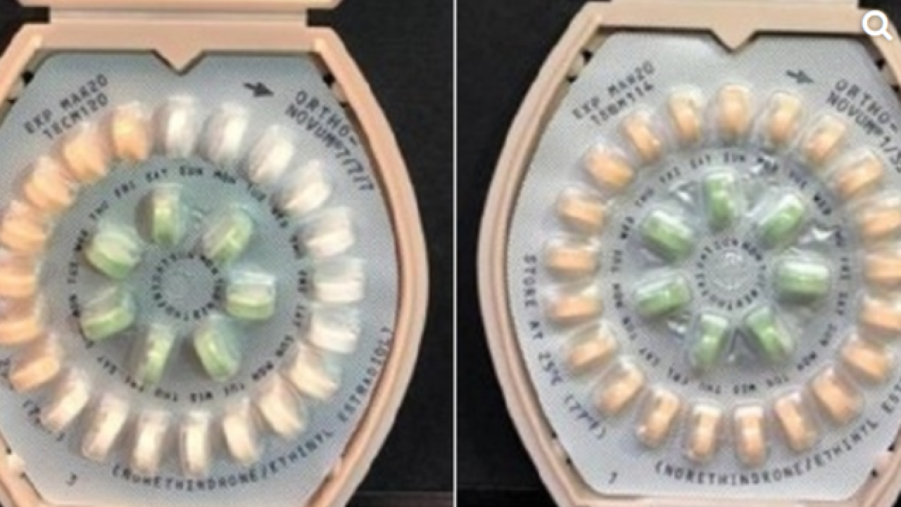 3 lots of Ortho-Novum birth control recalled for improper dispenser instructions