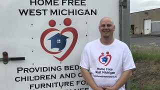 Home Free: Non-profit donates furniture to families in need