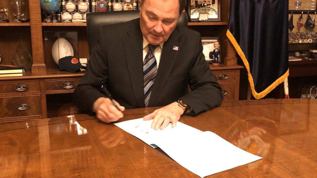 Citizen referendum meets signature threshold, Utah State Legislature repeals tax overhaulbill