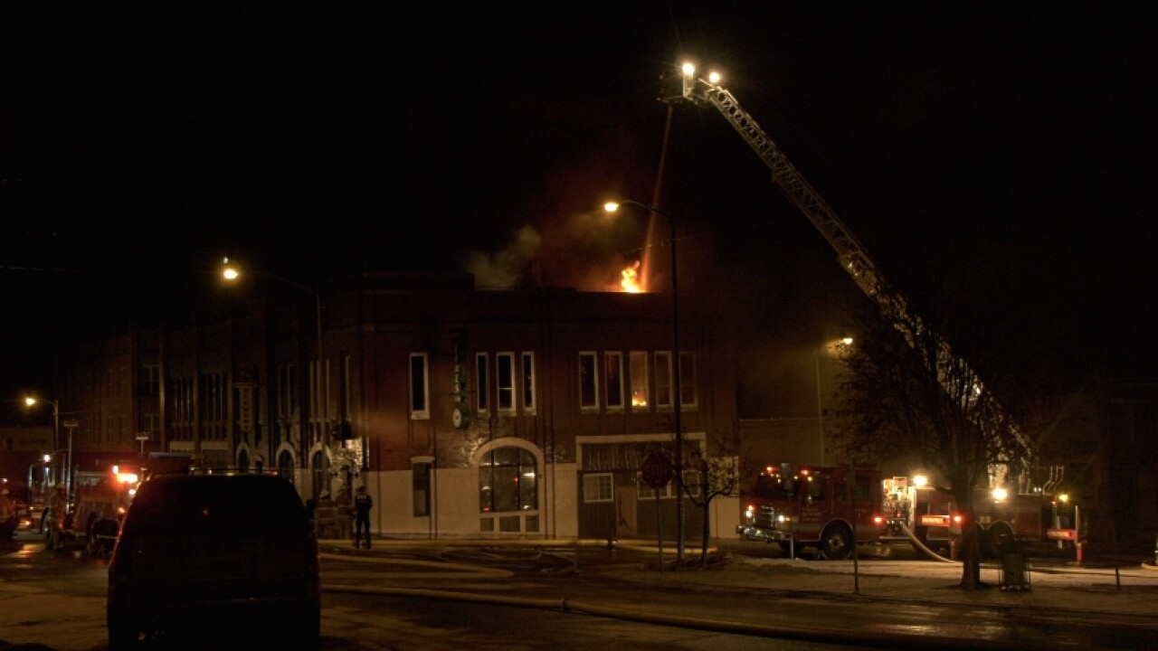 Irish Times fire in Butte ruled accidental