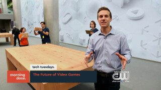 Tech Tuesday: Future Of Video Games