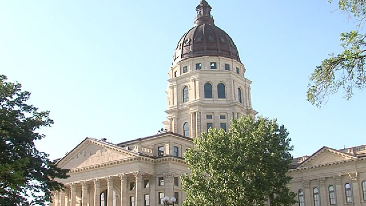 Kansas agencies seek $274 million in new funding next year