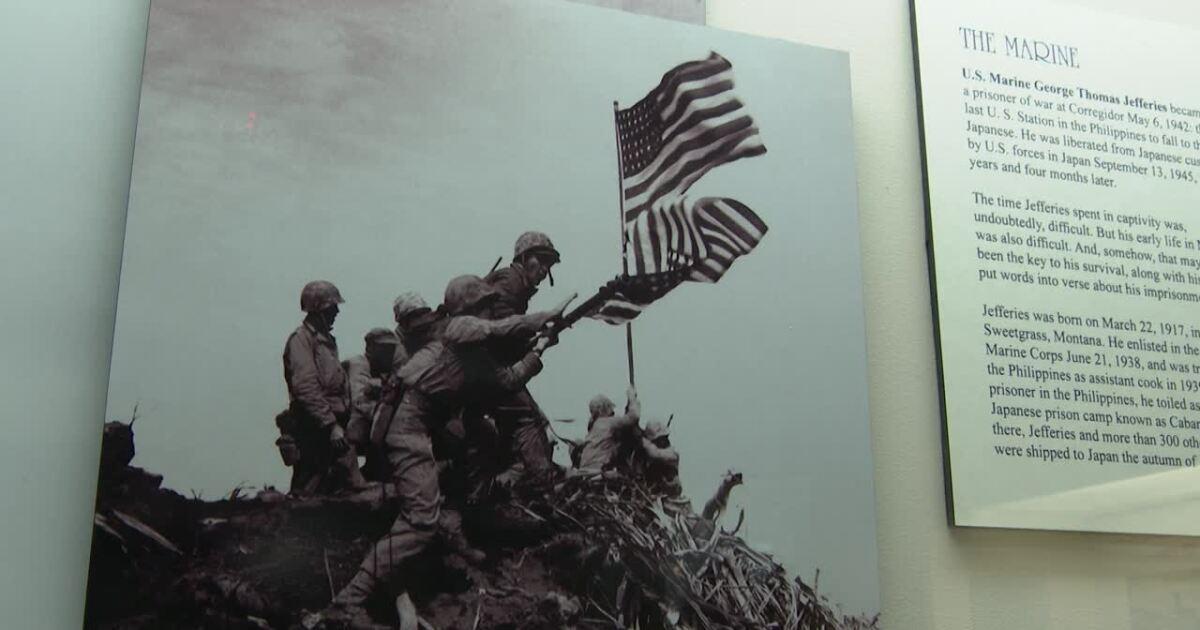 Montana Military Museum highlights Montanan's contribution to Battle of Iwo Jima