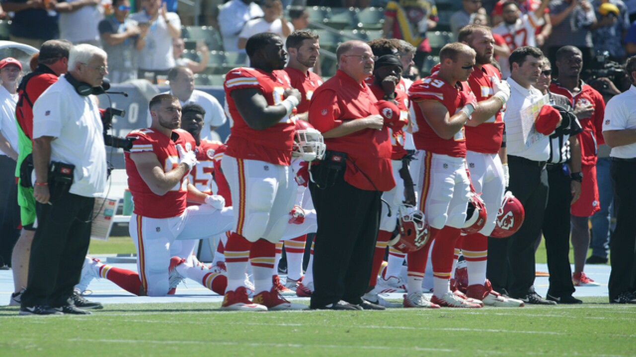 ESPN to skip airing national anthem for 'Monday Night Football' game