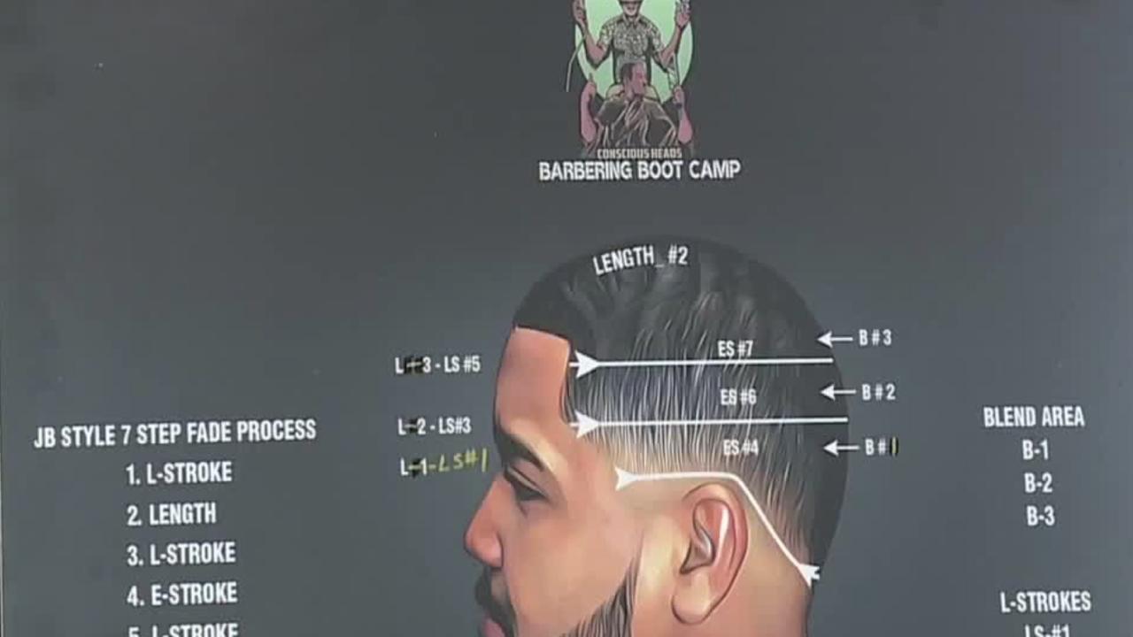 Barber Shop Boot Camp