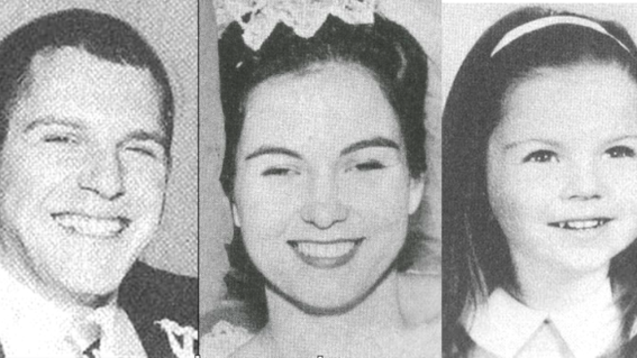 Horrific Bricca family murders still unsolved 50 years later