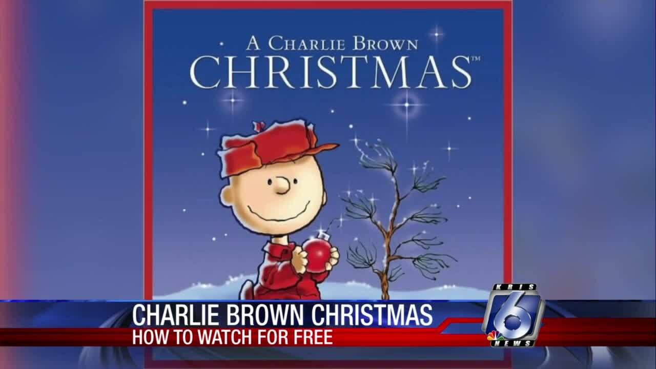 """How to watch """"A Charlie Brown Christmas"""" for free this year"""