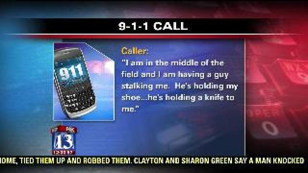 911 call released of woman attacked in Sandy
