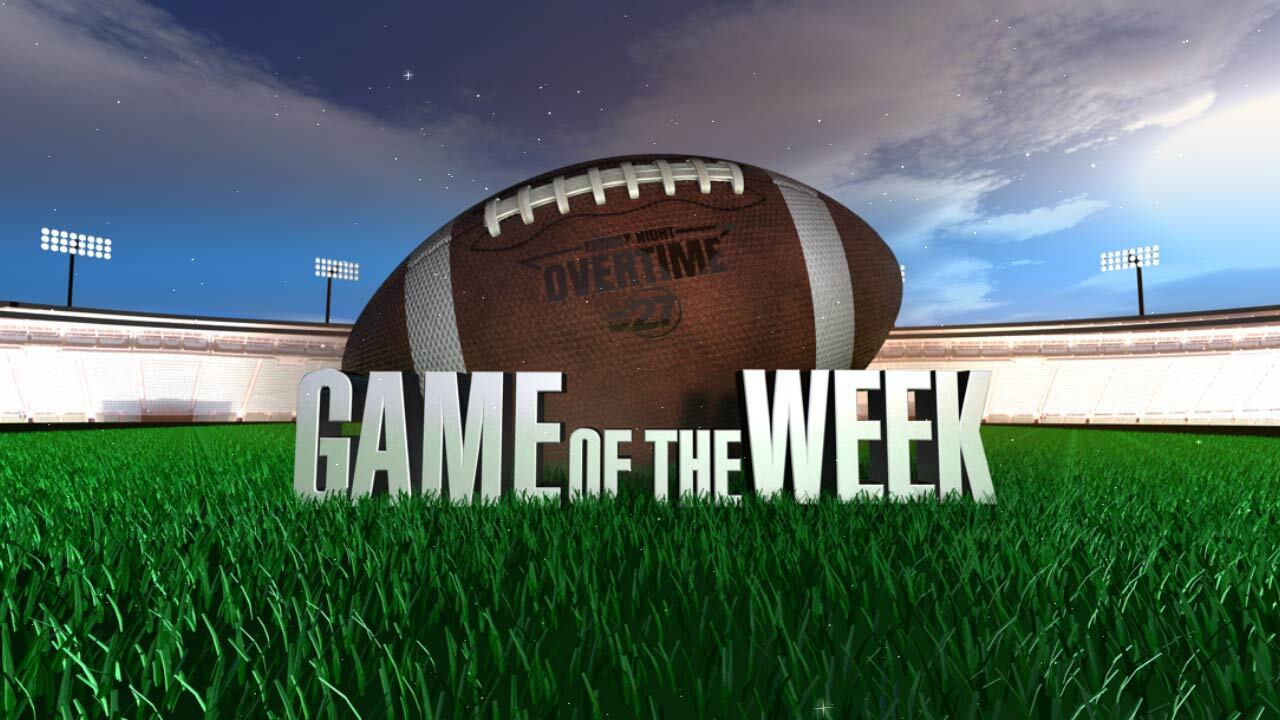 NEW GAME OF THE WEEK PICTURE
