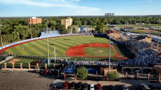 Hoglund Ballpark Kansas baseball