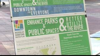 Missoula Downtown Master Plan: Parks and trails discussion