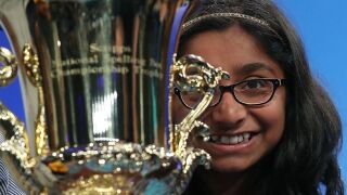 A year in the life of a spelling bee champion