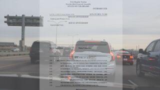 Mixed feelings on Colorado's nearly $5.3 billion transportation bill