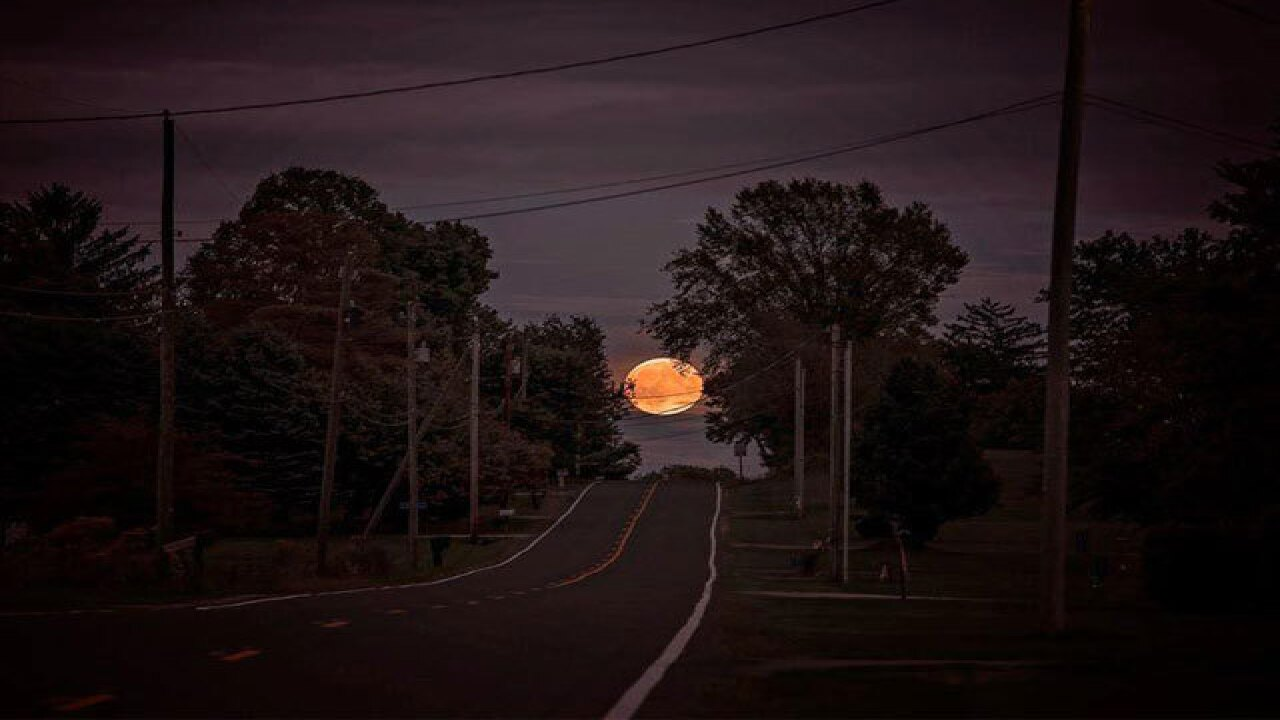 VIEWER PHOTOS: Sept. 27 Supermoon