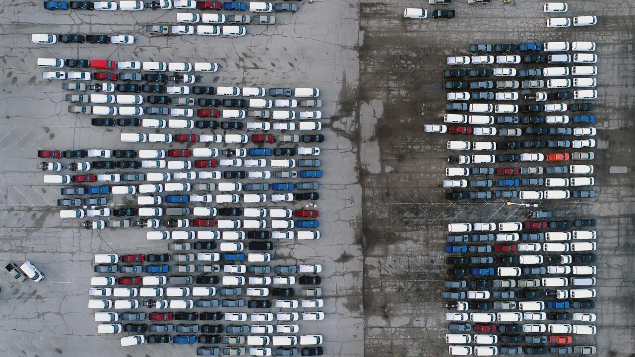 General Motors-Chip Shortage