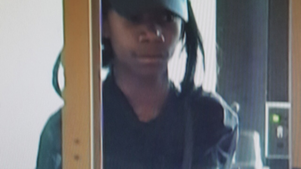 Police looking for bank robbery suspects