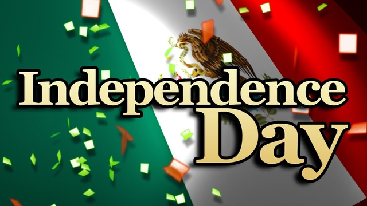 2018 Mexican Independence Day celebrations in Las Vegas