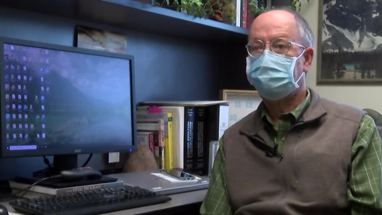 Great Falls doctor emerges as voice of reason during pandemic