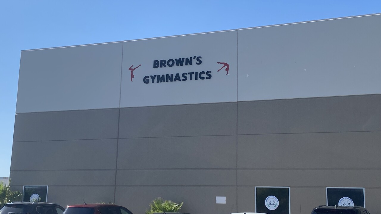 Former gymnastics coach Terry Gray is facing multiple charges stemming from a mult-state investigation. He was fired from Brown's Gymnastics Las Vegas in 2015 where police say the bulk of the abuse occurred.