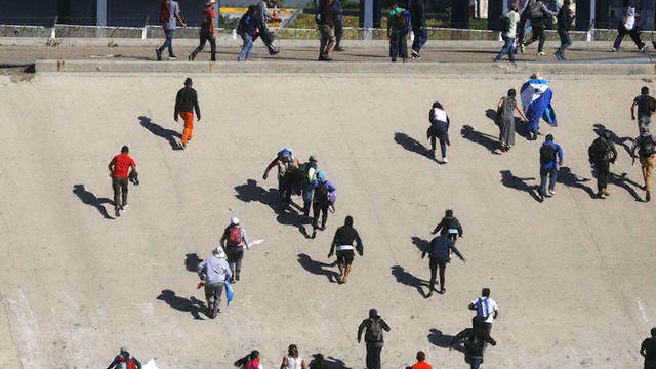 CBP shuts down San Ysidro border crossing