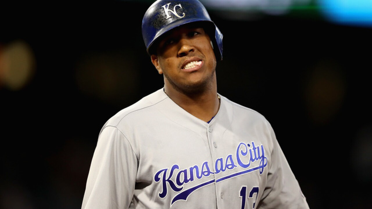 Catcher Salvador Perez headed to D.C. to be Royals lone representative in MLB All-Star Game