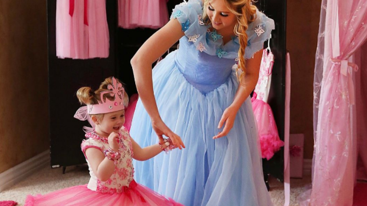Celebrate Service: A picture-perfect tea party for a special 3-year-old girl battlingLeukemia