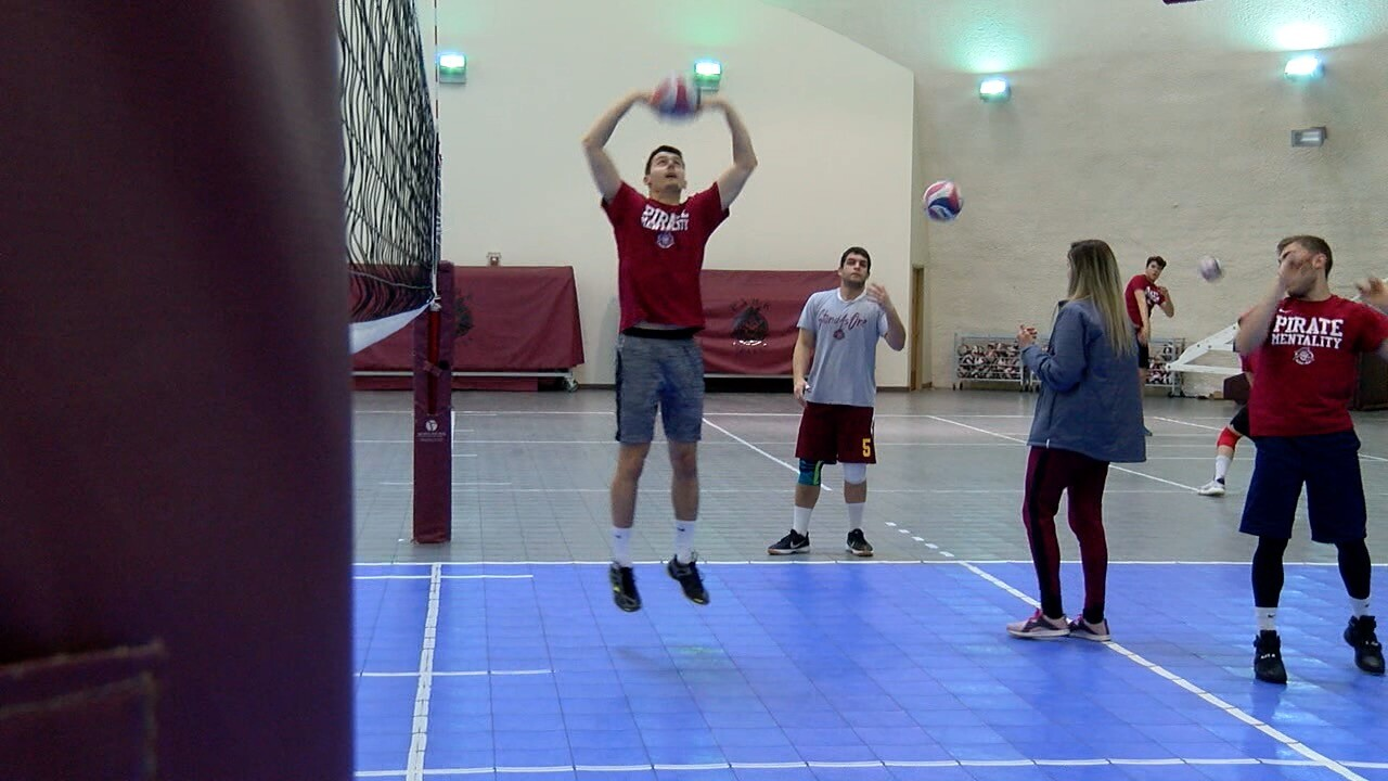 Park Men's Volleyball 1