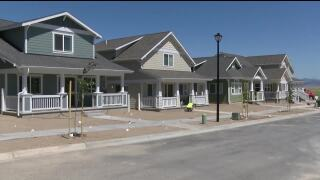 Six families build their homes with Habitat for Humanity