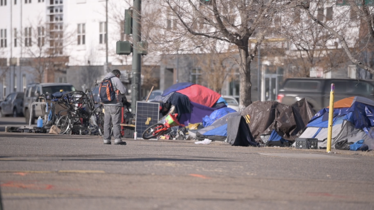 denver homeless