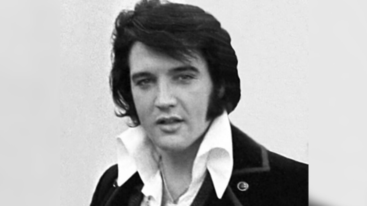 Elvis Remembered At RCA Studio B