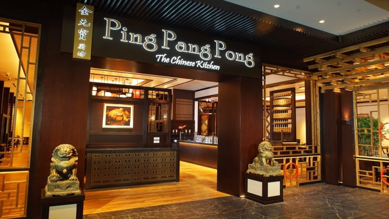 Ping Pang Pong introduces new look, expansion