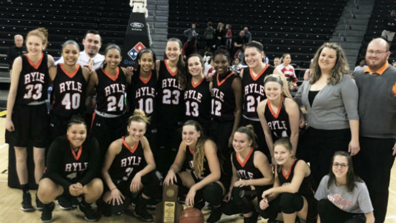 Ryle girls roll to first 9th Region title