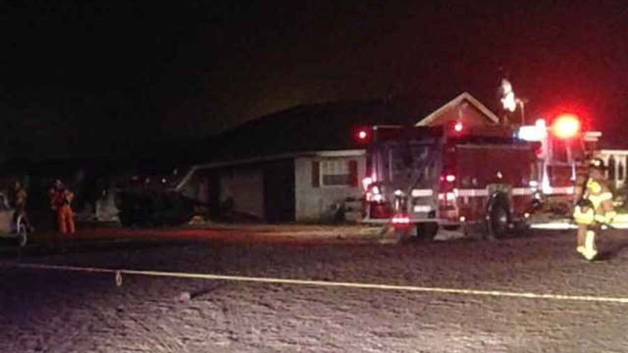 12 horses killed in Fla. in overnight barn fire