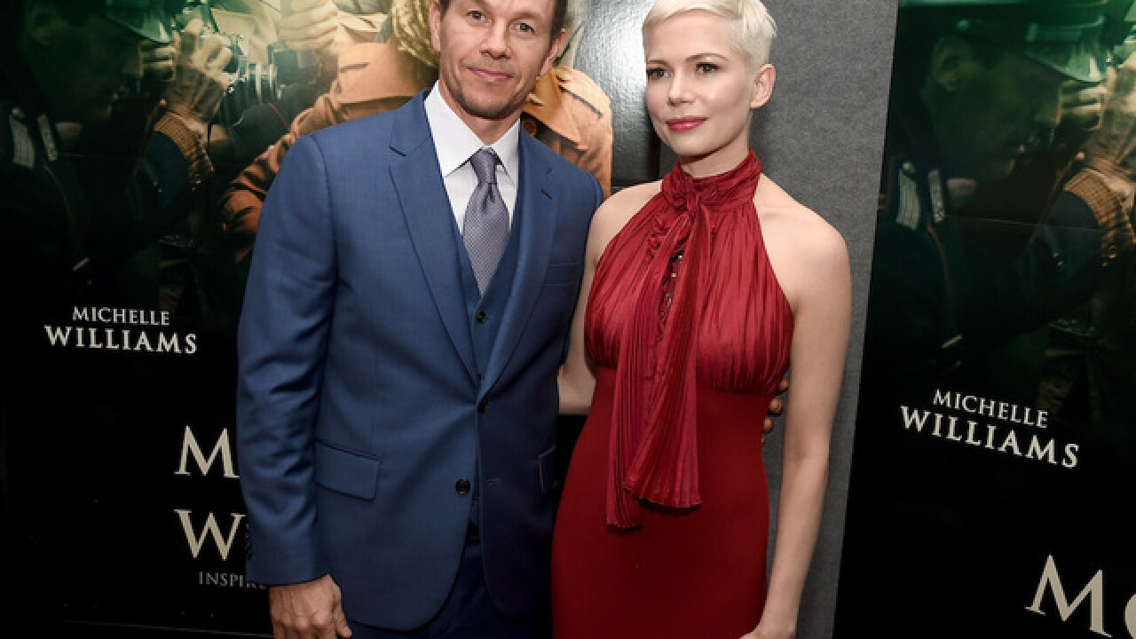 Mark Wahlberg reportedly paid way more than Michelle Williams