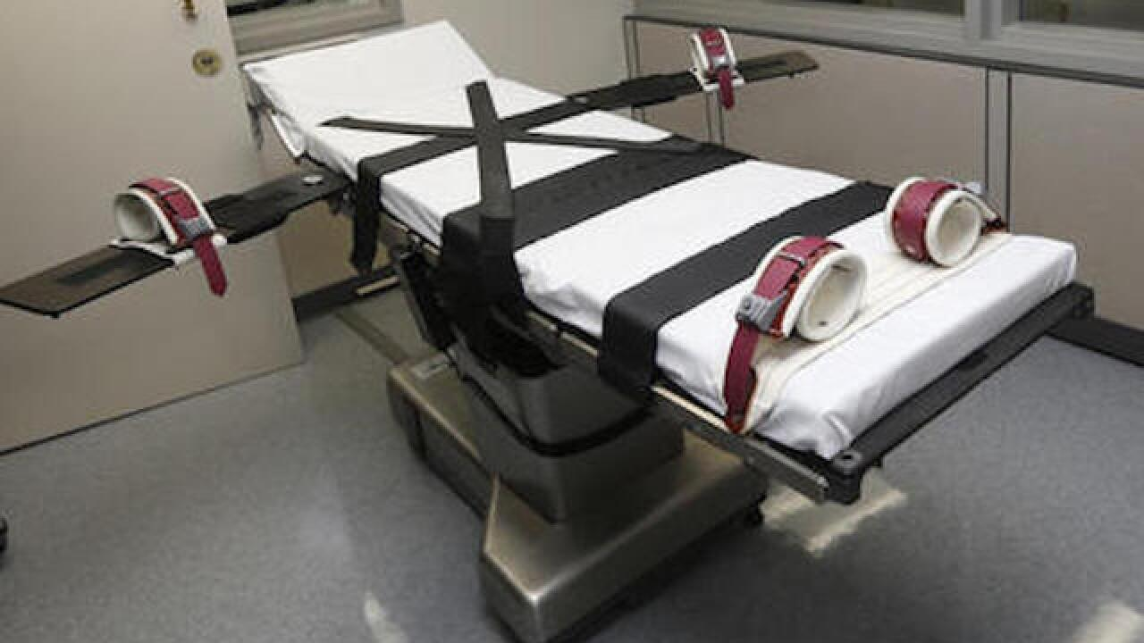 Appeals court rejects Ohio's new process for executing Death Row inmates