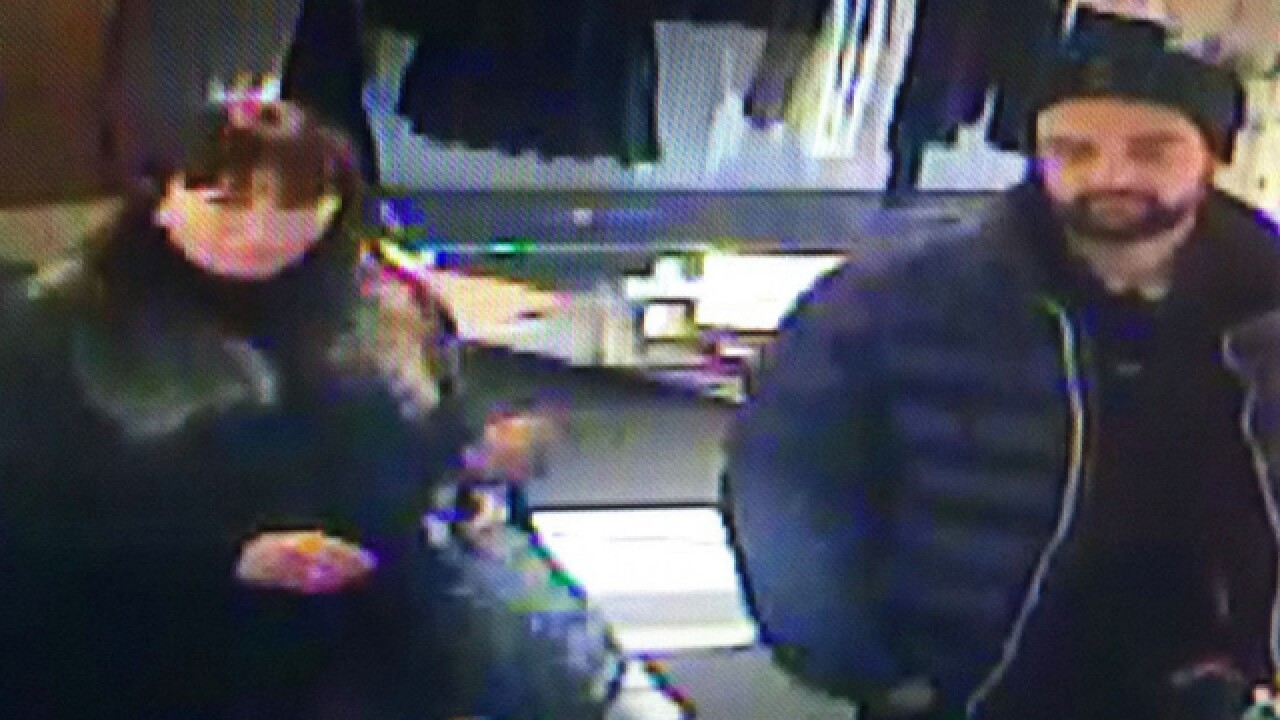 Store owner: Couple stole $20K in clothes
