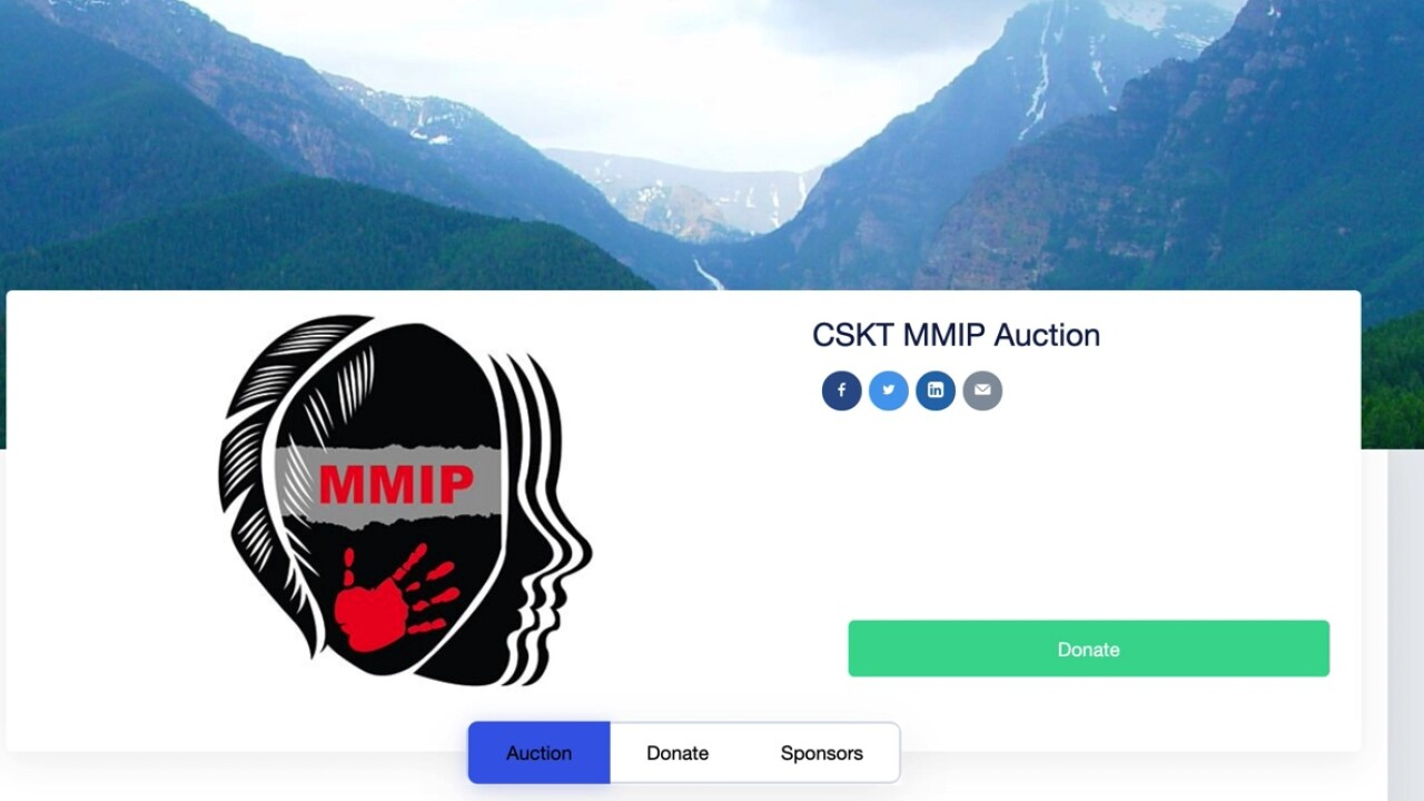 MMIP working group launches fundraiser