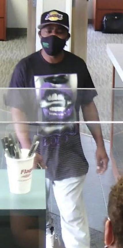 Jackson Flagstar Bank Robbery Suspect