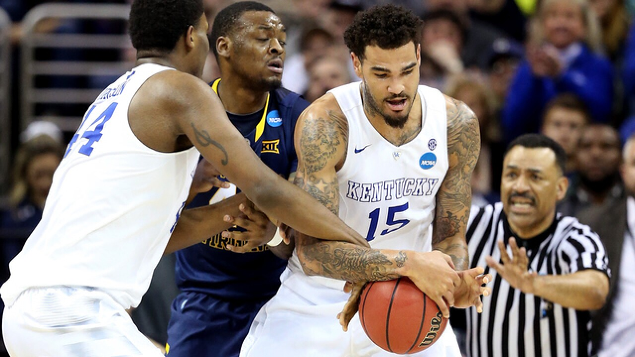 Kentucky takes blowout win over West Virginia