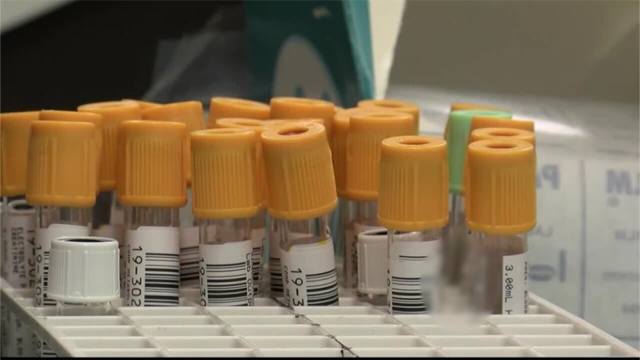 Missoula County reports 12 new COVID-19 cases