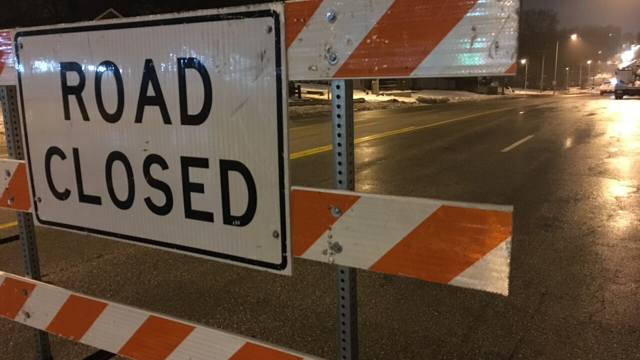 Construction at I-435 and I-70 interchange in MO to impact