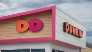Dunkin' Has Confetti Cake Doughnuts For A Limited Time