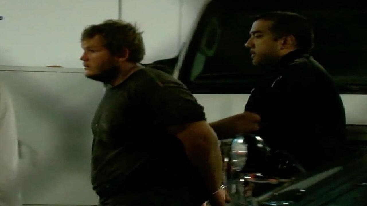 Freeway shooting suspect has criminal past