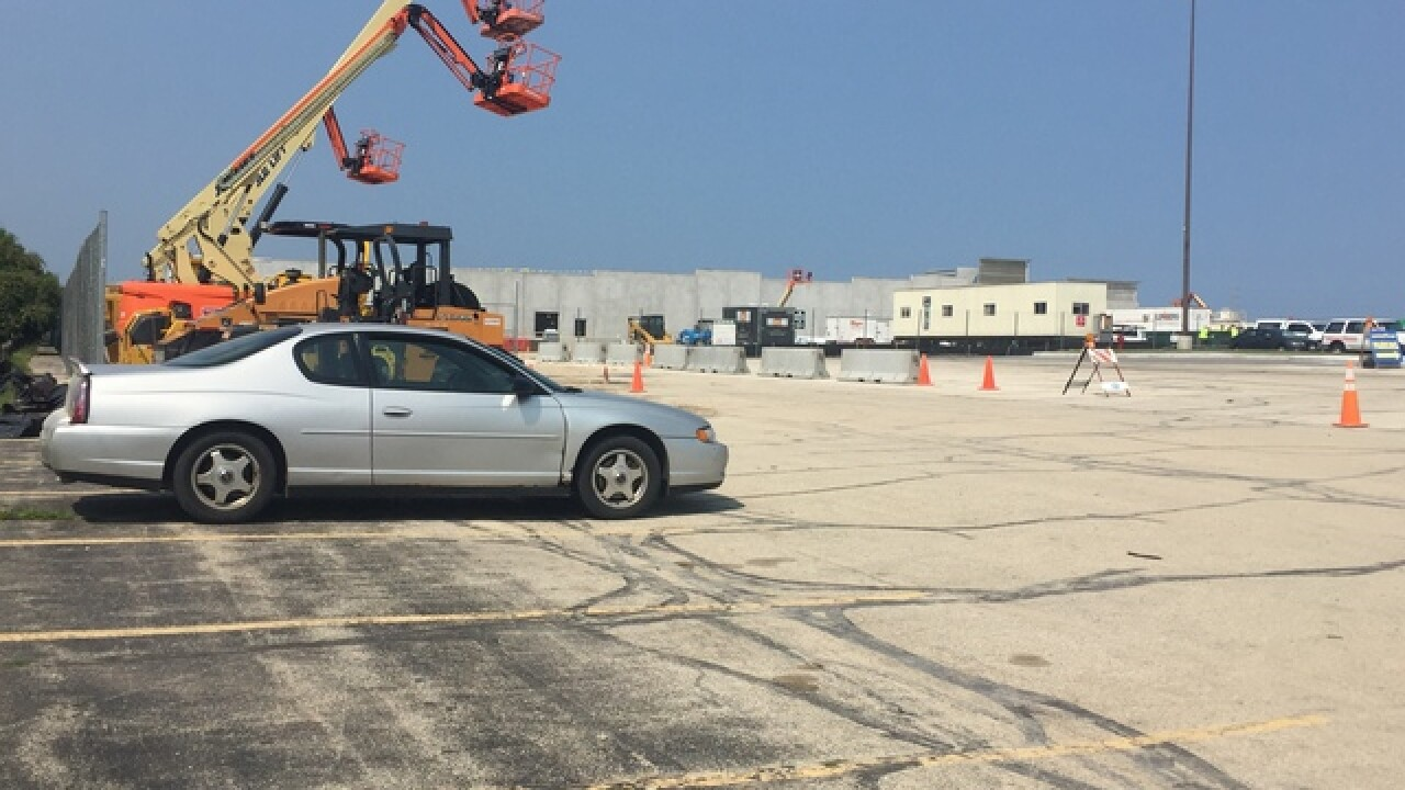 Police: Sheboygan construction worker killed in industrial accident