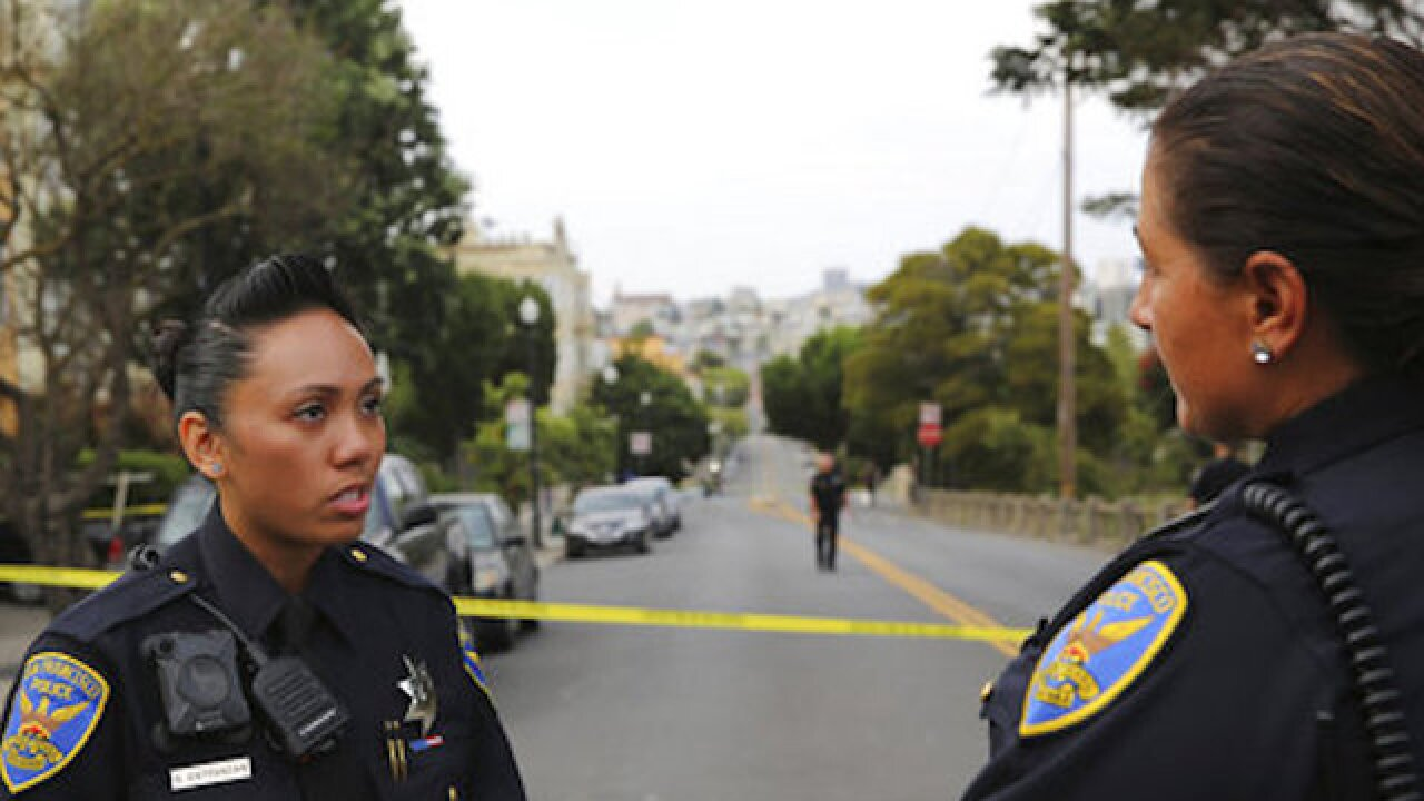 Gunman sought after wounding 3 at San Francisco park