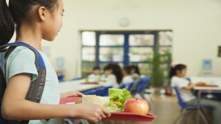 California just passed a law guaranteeing all students lunch at school