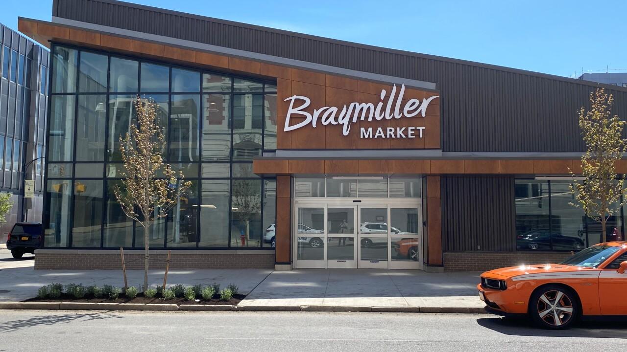 Braymiller Market downtown
