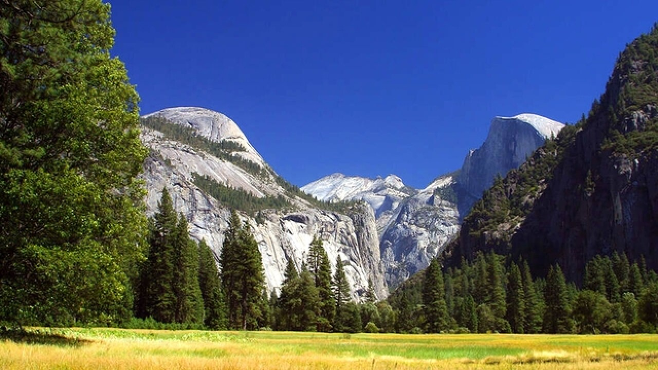 Missing hiker found after 6 days in Yosemite